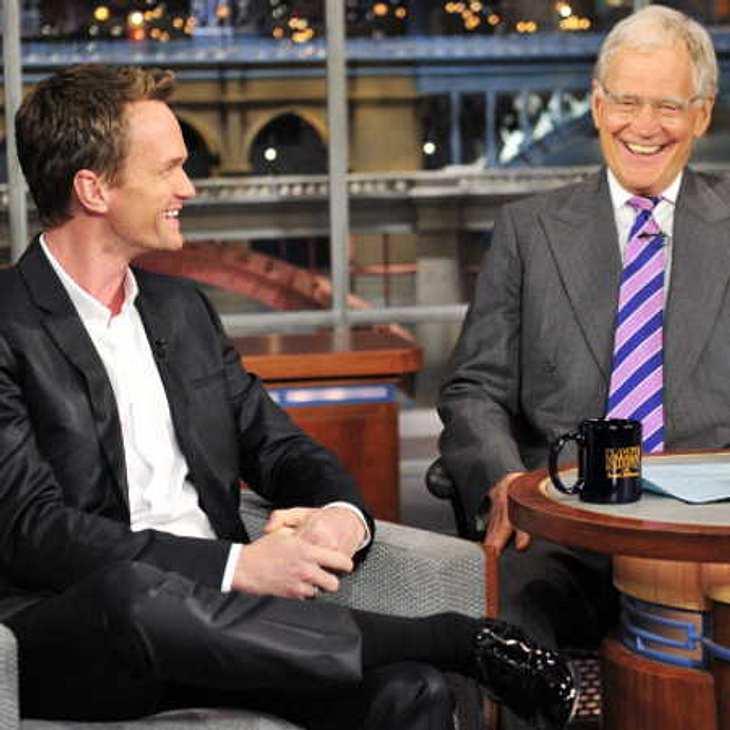 Ersetzt Neil Patrick Harris Talkshow-Legende Letterman?