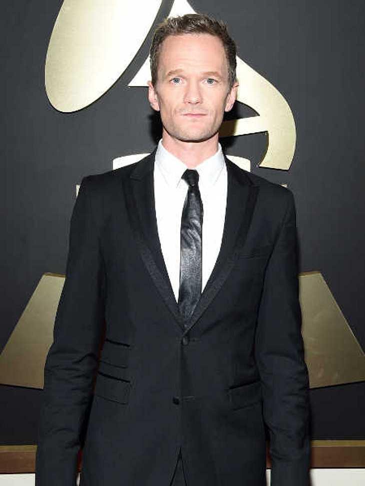 Neil Patrick Harris hat Albträume wegen der Oscars!