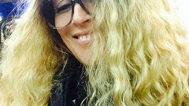 Nena zeigt sich mit Madonna-Frisur - Foto: Facebook