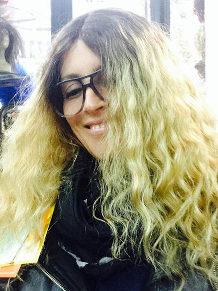 Nena Zeigt Sich Mit Madonna Frisur Intouch