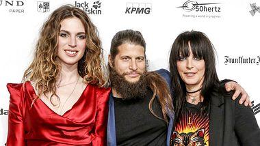 Nena mit Freund Philipp Palm und Tochter Larissa Kerner - Foto: Getty Images