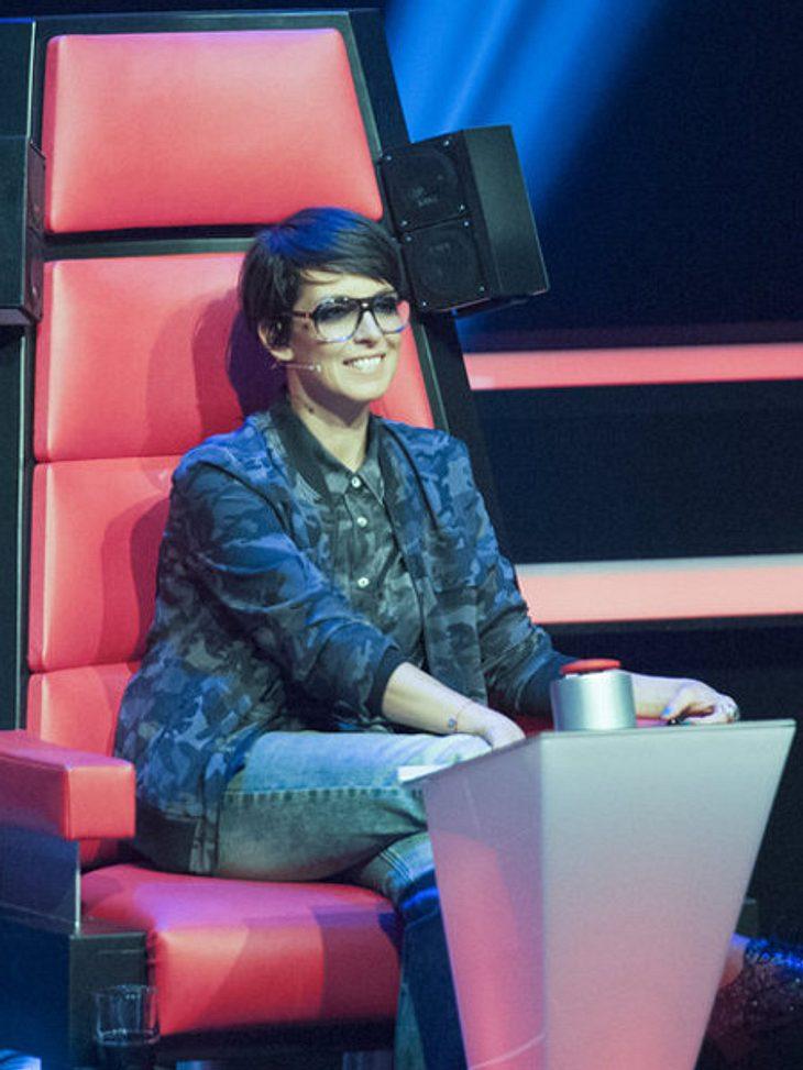 """Nena steht im Finale von """"The Voice of Germany"""" ohne Talente da"""