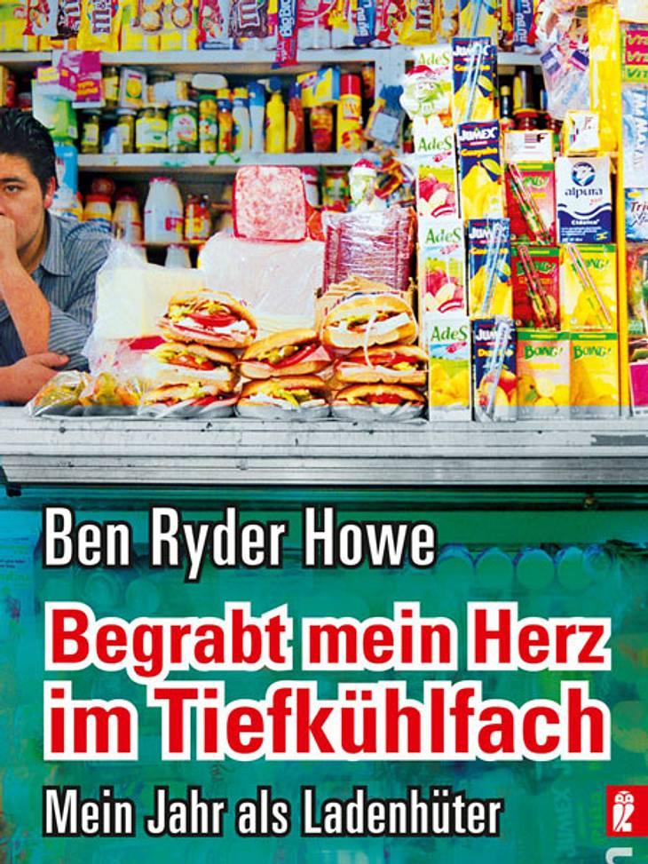 Begrabt mein Herz im Tiefkühlfach  Mein Jahr als Ladenhüter von Ben Ryder HoweDarum geht's:Der Protagonist Ben Ryder hat ein großes Problem: Obwohl er fest als Redakteur eines New Yorker Verlags arbeitet, verdient er nicht genug Geld. Auf