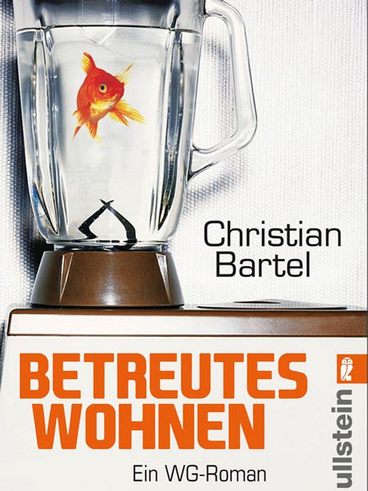 Betreutes Wohnen  Ein WG-Roman von Christian BartelDarum geht's:Das Buch spielt Anfang der Neunziger in der Nähe von Köln. Ein junger Mann leistet seinen Zivildienst in einer Behinderten-WG. Dort trifft er neben einem selbsternannten Wrest