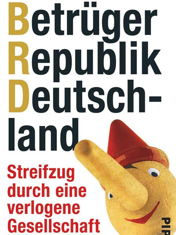 Betrüger Republik Deutschland von Angela ElisDarum geht's: Die Kernkompetenzen in Krisenzeiten? Täuschen und tricksen! Wir werden mit Informationen überflutet, aber welche davon verstehen wir wirklich? Wir lassen uns täuschen von leeren Wo