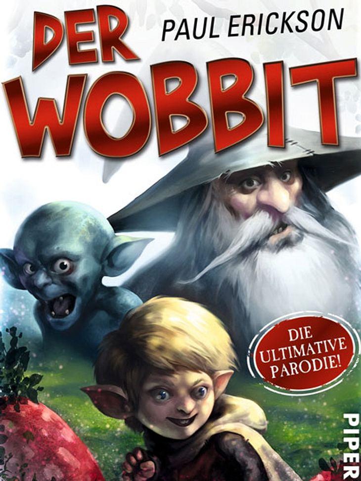Der Wobbit von Paul EricksonDarum geht's:Wobbits sind ganz kleine Bewohner der Erde, sie sind kleiner als Kinder, sogar als ihre eigenen. Regelmäßig geraten sie mit Kobolden aneinander. Vorbei ist das entspannte Leben des nicht allseits be