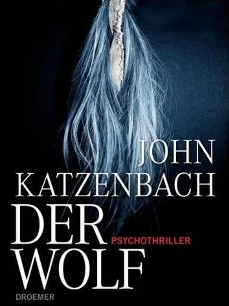 """Der Wolf von John KatzenbachDarum geht's: Ein 65-jähriger erfolgloser Schriftsteller will mit seinen Morden in die Geschichte eingehen. Bei seinen Mordplänen inspiriert er sich in der Literatur und zwar am Märchen """"Rotkäppchen""""."""