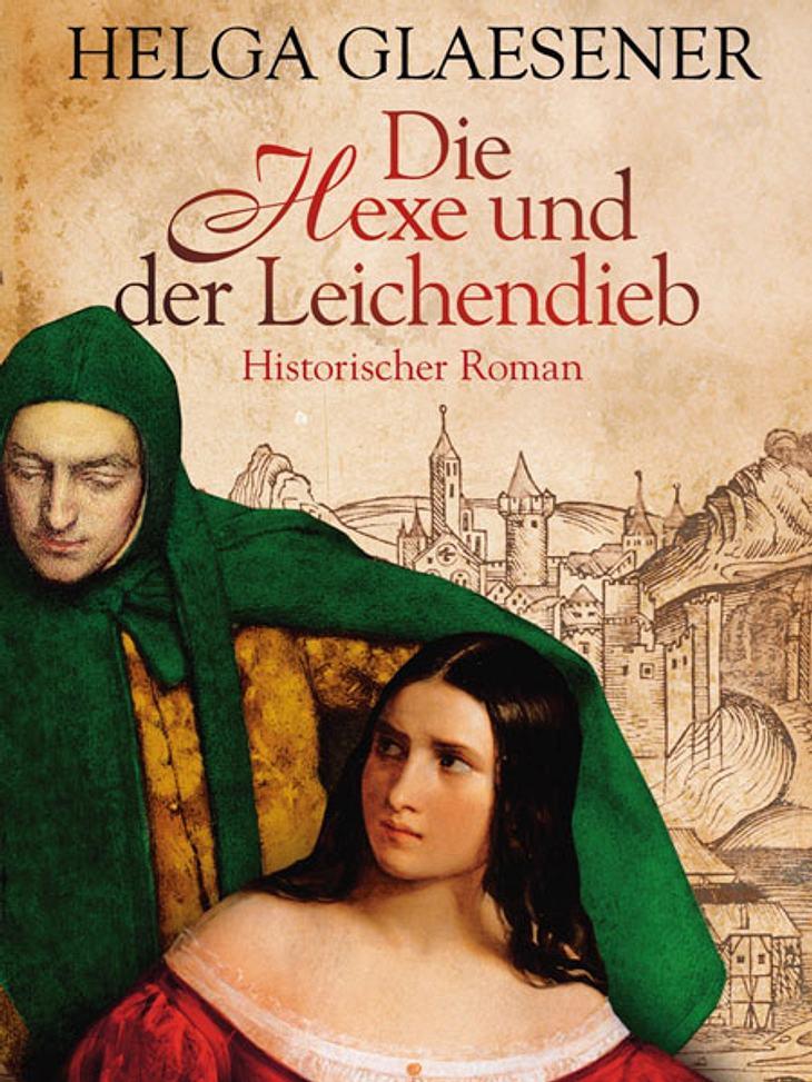 Die Hexe und der Leichendieb von Helga GlaesenerDarum geht's:Der historische Roman spielt 1632 und umfasst die Themen der schwarzen Magie und einer Liebe unter Ausgestoßenen. Sophie heiratet den Herrn der Wildenburg, doch dieser entpuppt s