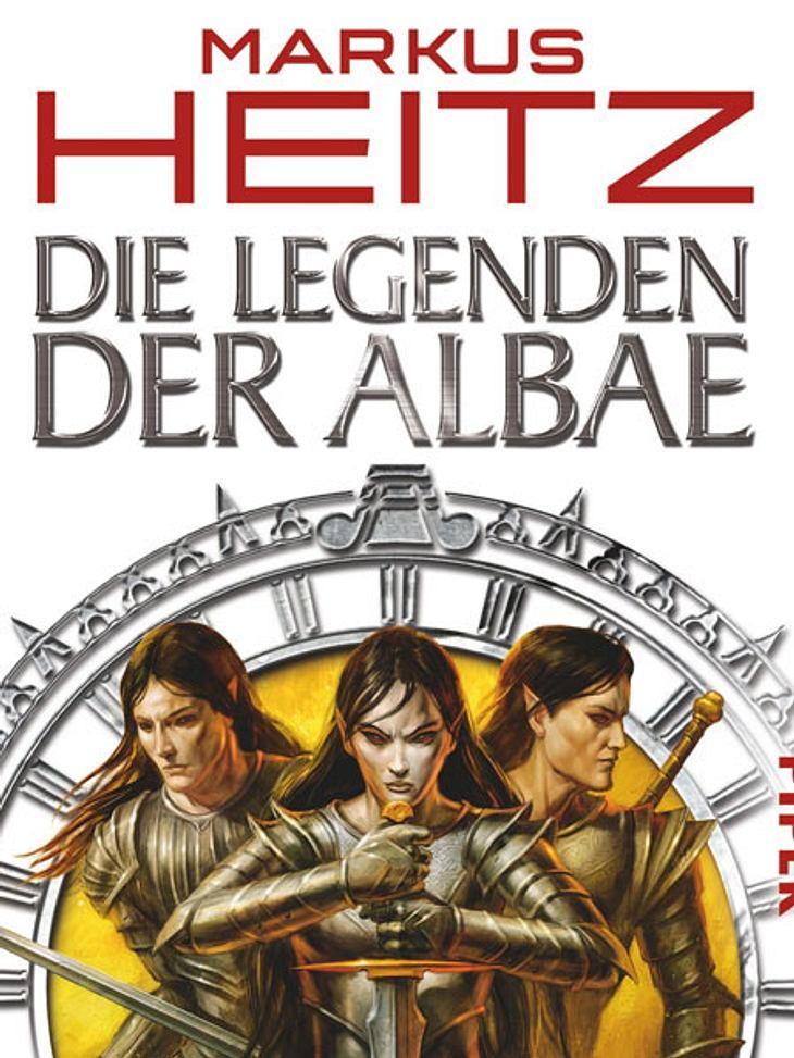 Die Legenden der Albae: Dunkle Pfade von Markus HeitzDarum geht's:Die Albae warten in einem je vergessenen Reich darauf, in einem unbeobachteten Moment in das geborgene Land zurückkehren zu können. Die damit verbundene Auseinandersetzung n