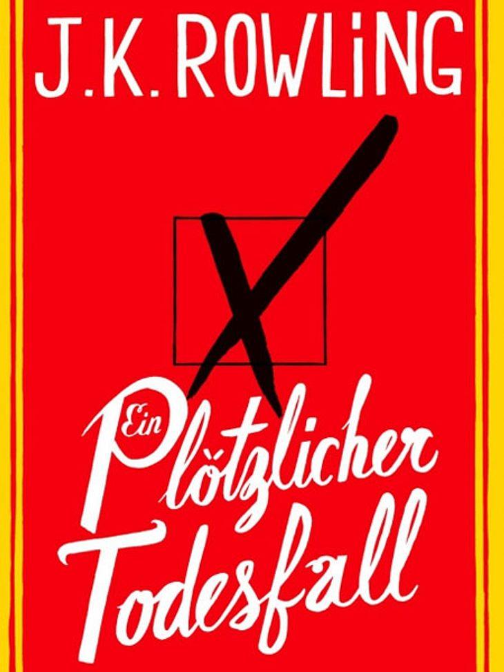 Hier können Sie das Buch gewinnen! Ein plötzlicher Todesfall von Joanne K. Rowling