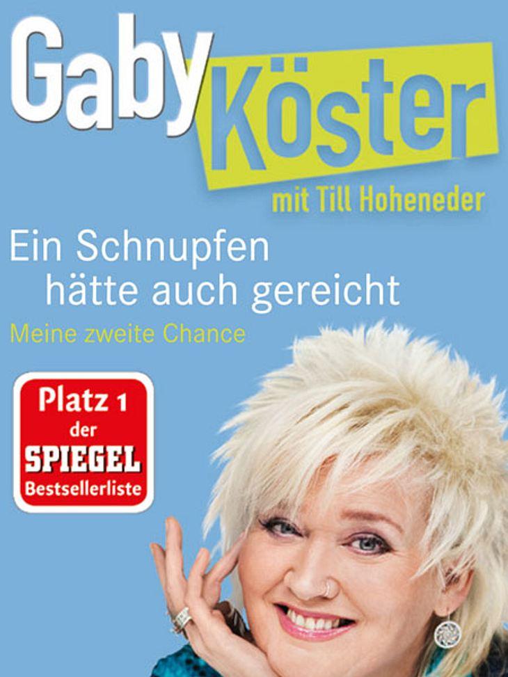 Ein Schupfen hätte auch gereicht von Gaby KösterDarum geht's: Nach der langen Pause ist Gaby Köster zurück. Sie räumt auf mit den Gerüchten und Lügen rund um ihre Krankheit. Wie man sie kennt: Mit großer Klappe und riesem Herz. Jetzt auch