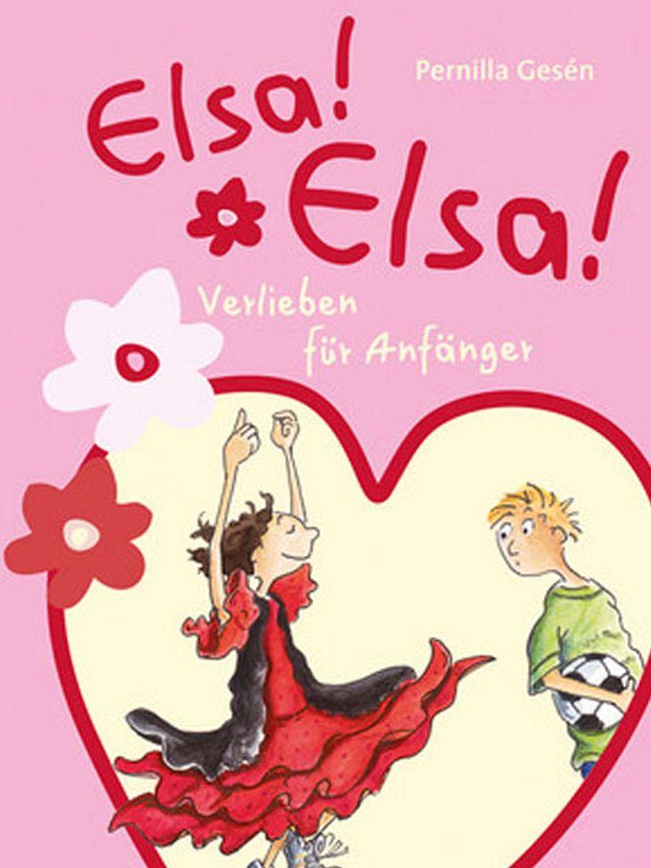Elsa! Elsa! Verlieben für Anfänger von Pernilla GesénDarum geht's:Elsa hat sich in den drei Jahre älteren Henrik verguckt. Das der so viel älter ist und bereits eine Freundin hat, ist für Elsa ein Grund aber kein Hindernis. Denn ihr Dickko