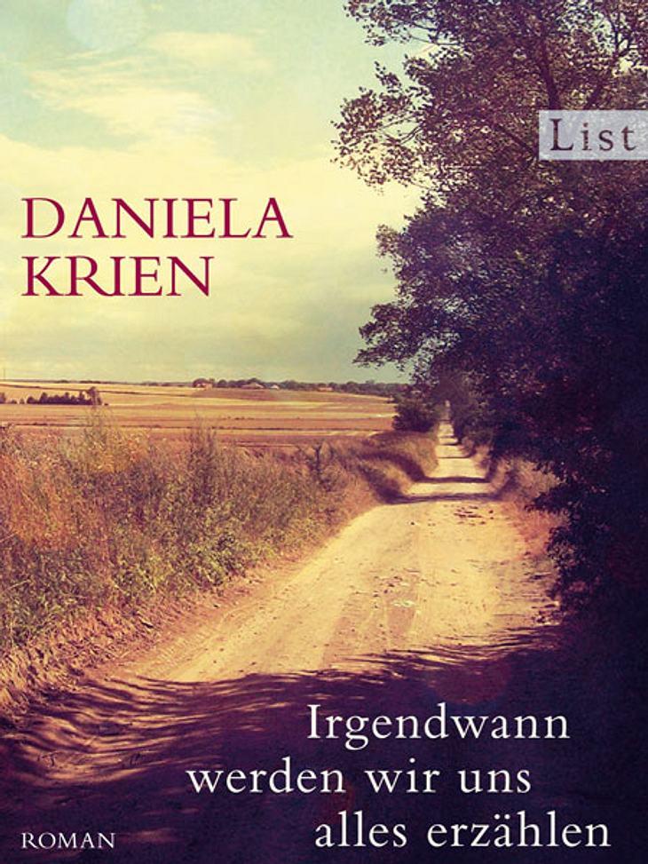 Irgendwann werden wir uns alles erzählen von Daniela KrienDarum geht's:Maria ist sechzehn, gemeinsam mit Johannes wohnt sie auf dem Hof ihrer Eltern, in dem sie ein Zimmer unter dem Dach bewohnt. Sie ist eine verträumte junge Dame, die sic
