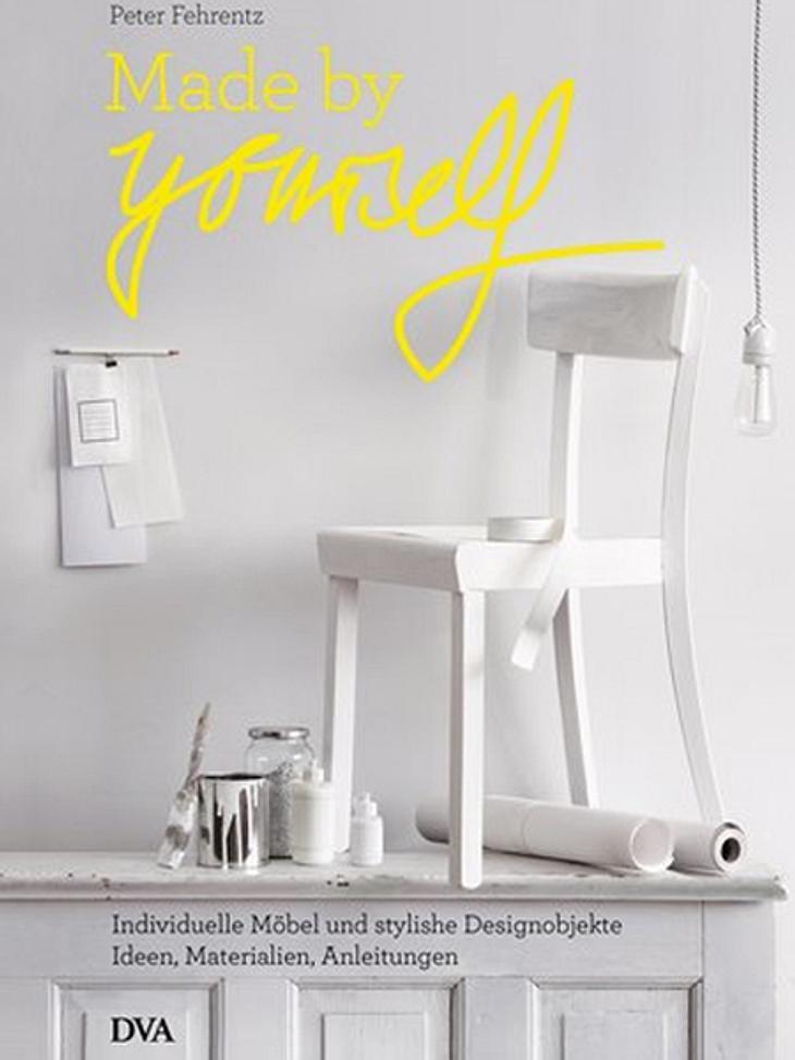 Made by yourself: Individuelle Möbel und stylische Designobjekte von Peter FehrentzDarum geht's: Do it yourself macht Spaß und garantiert Nachhaltigkeit. Deshalb liegt Selbermachen total im Trend. In diesem Buch finden Sie jede Menge Schri