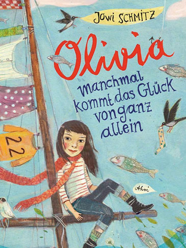 Olivia: Manchmal kommt das Glück von ganz alleine von Jowi SchmitzDarum geht's:Daran, dass ihre Mutter tot ist, kann Olivia nichts ändern aber daran, wie ihr Vater sich aufführt schon. Denn das Chaos wächst ihr langsam über den Kopf: Erst