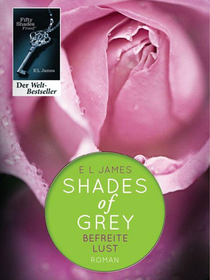 Hier können Sie das Buch gewinnen! Shades of Grey - Befreite Lust (Band 3) von E. L. James
