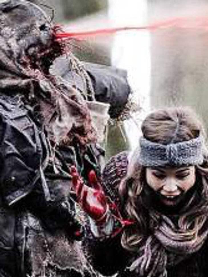 Verrückte neue Show: Scream! If you can  Wer Angst hat, verliert