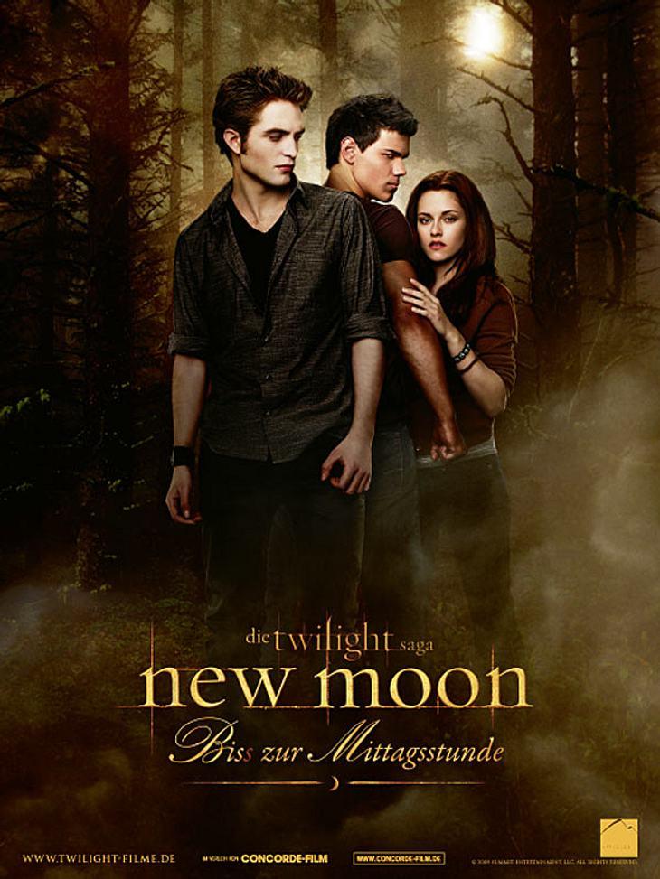 """Fans aufgepasst - die """"Twilight""""-Stars kommen nach München! Und wer eines der Gratistickets für das Event ergattern will, muss schnell sein... """"New Moon"""": """"Twilight""""-Stars zu Besuch in München"""