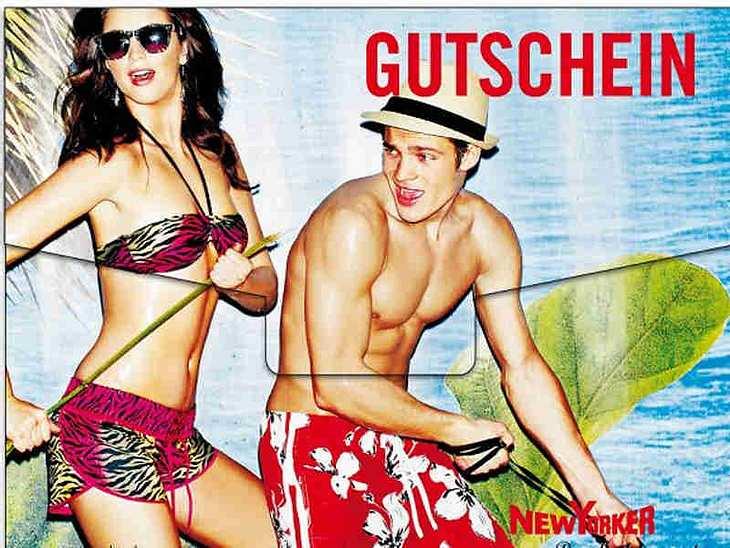 Ihr braucht einen neuen Style? Dann macht mit beim Gewinnspiel und staubt einen von zwei Gutscheinen bei New Yorker ab.