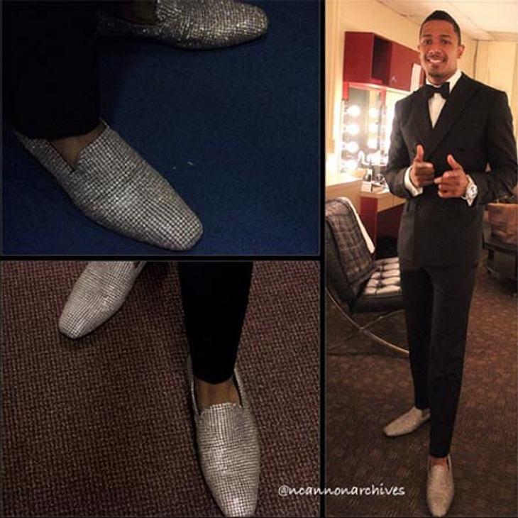 Nick Cannon mit seinen Luxus Tretern