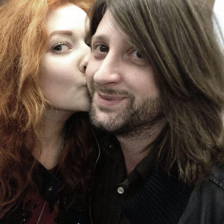 Nick Alexander und Polina Buckley