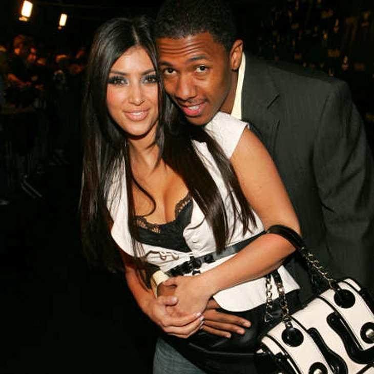 Nick Cannon und Kim Kardashian hatten Sex