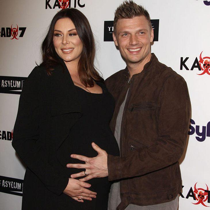 Nick Carter und Lauren Kitt Carter sind Eltern geworden