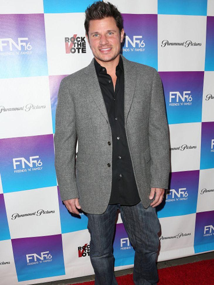 Nick Lachey hetzt gegen Kim Kardashian.