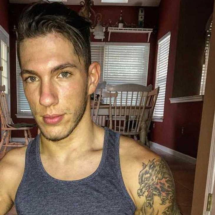 Nick Santonastasso: Der Instagram-Star mit Handicap
