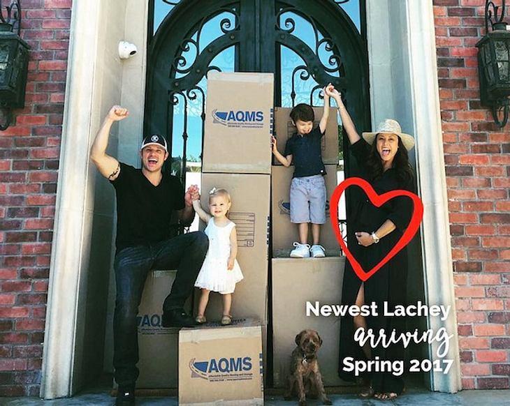 Drittes Baby unterwegs! Nick Lachey wird wieder Vater