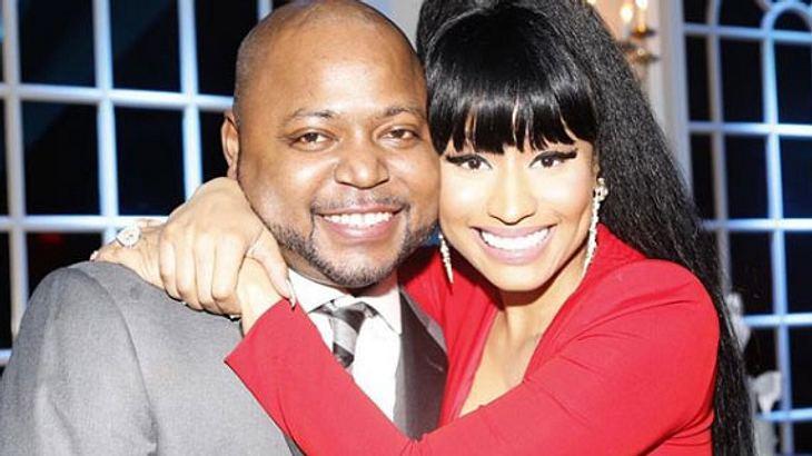 Nicki Minaj und Bruder Jelani Maraj