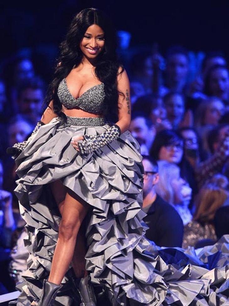 Nicki Minaj moderierte die MTV EMAs 2014
