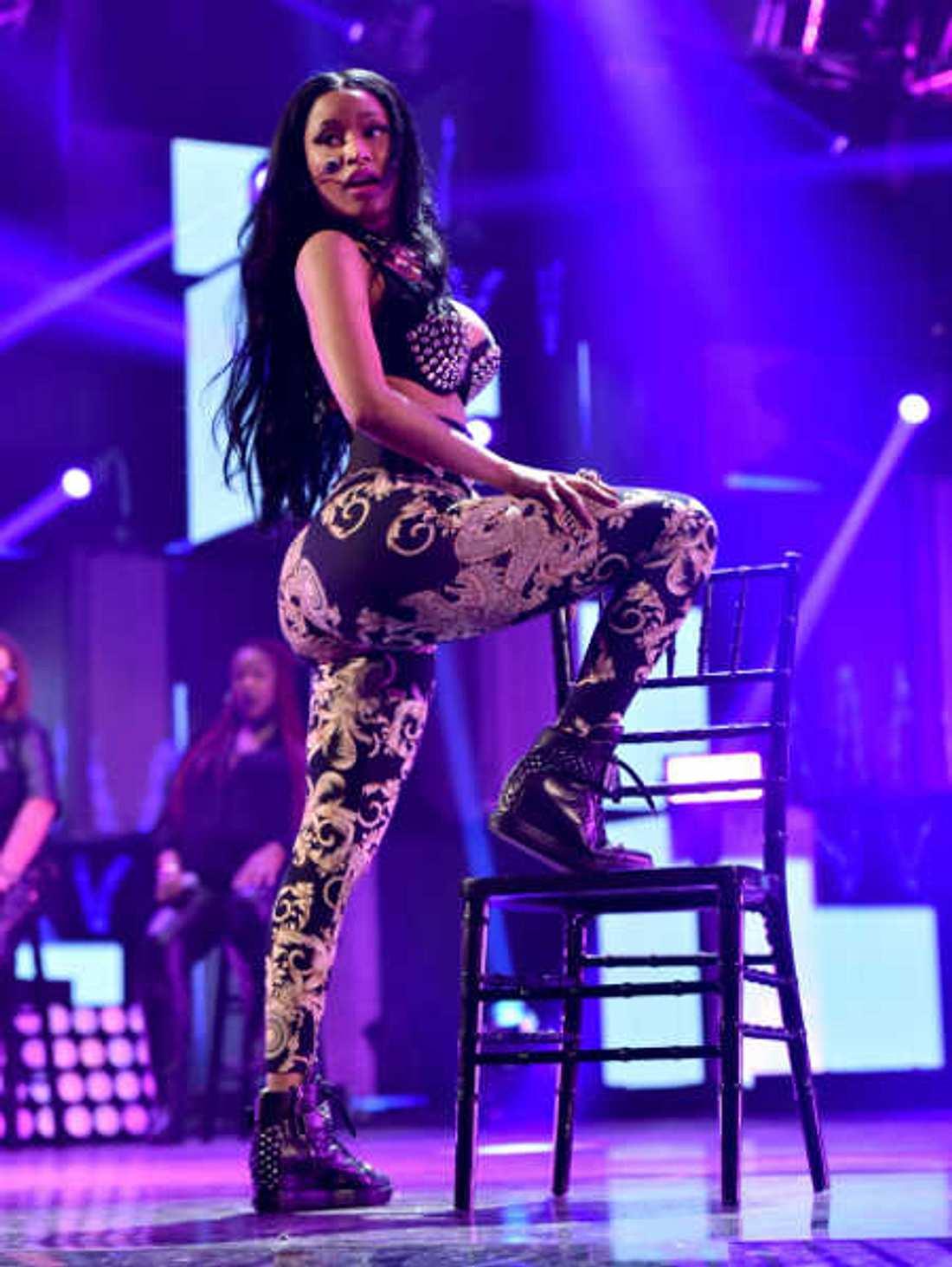 """Nicki Minaj hat den """"sexiesten Po des Jahres 2014""""!"""