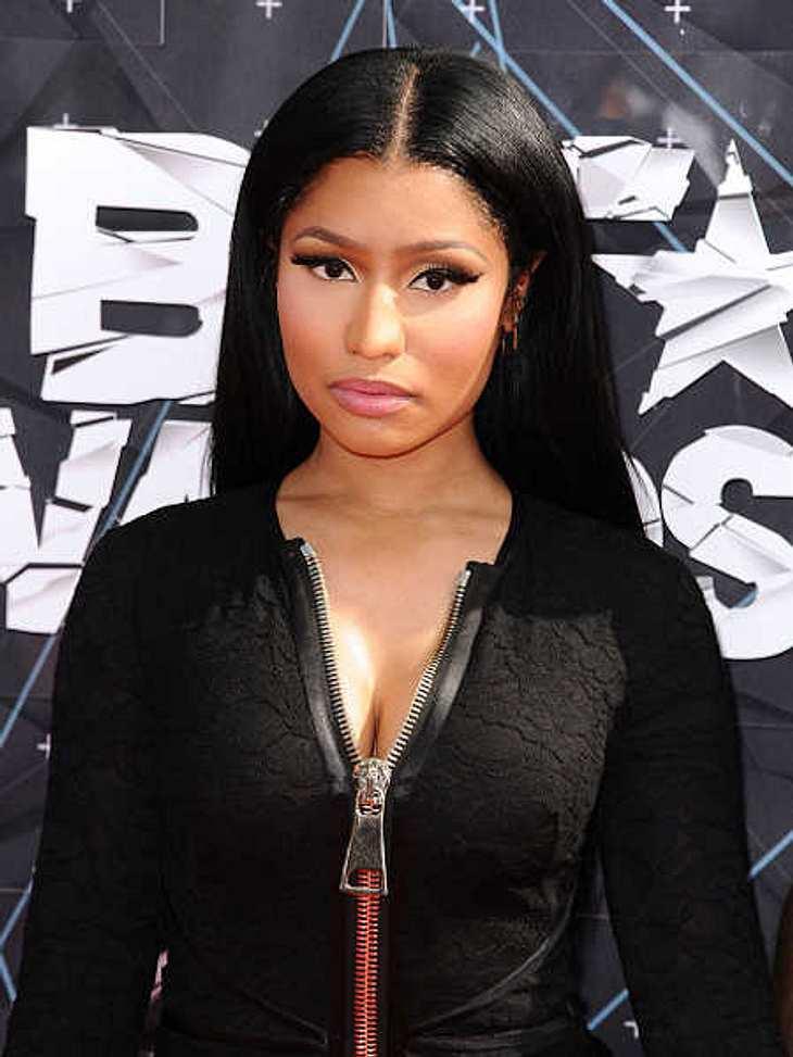 Nicki Minaj sauer über VMA-Nominierungen