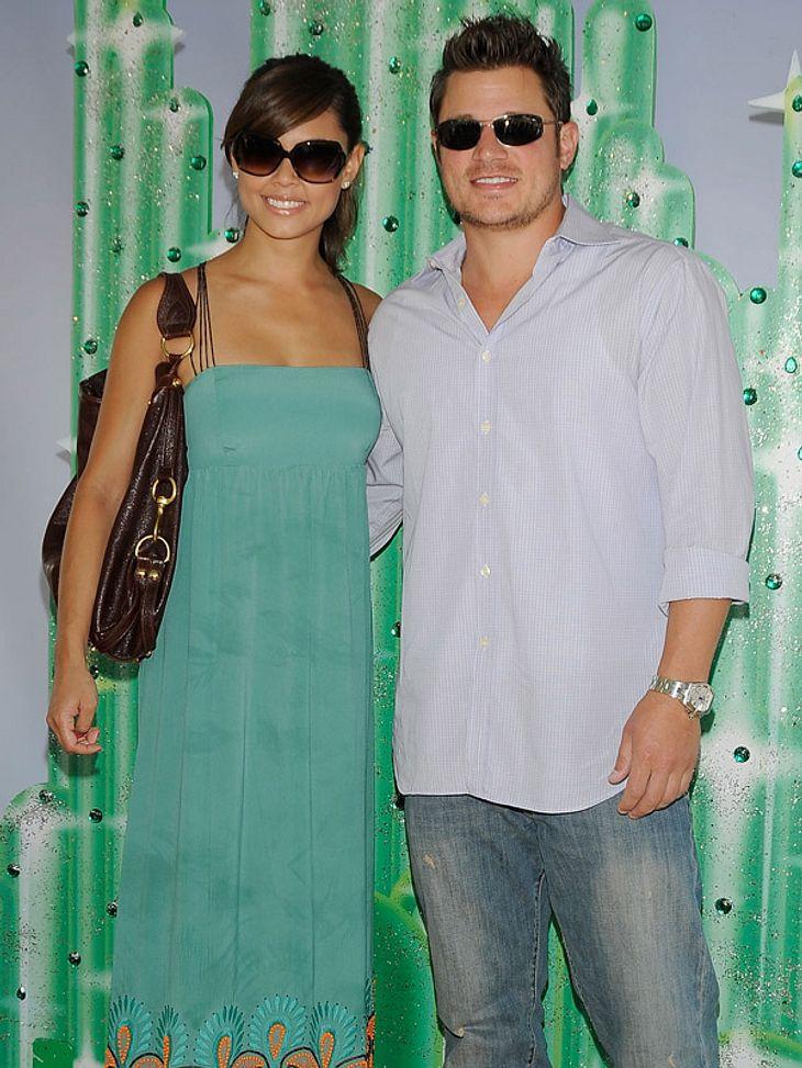 Noch vor wenigen Wochen präsentierten sich Nick Lachey und Vanessa Minnillo total glücklich. Jetzt ist plötzlich Schluss!