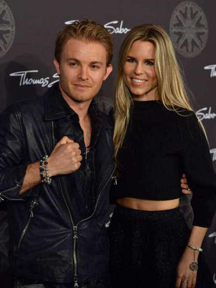 Nico Rosberg hat geheiratet