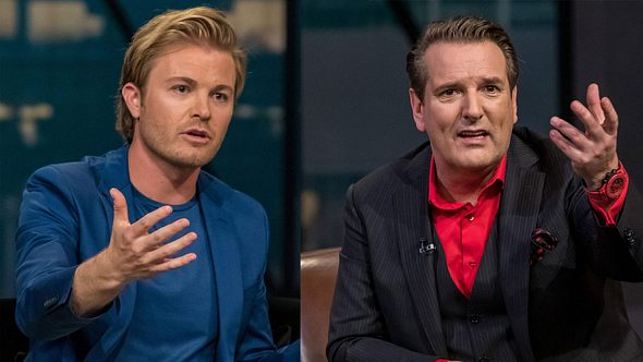 Nico Rosberg und Ralf Dümmel - Foto: TVNOW/ Bernd-Michael Maurer