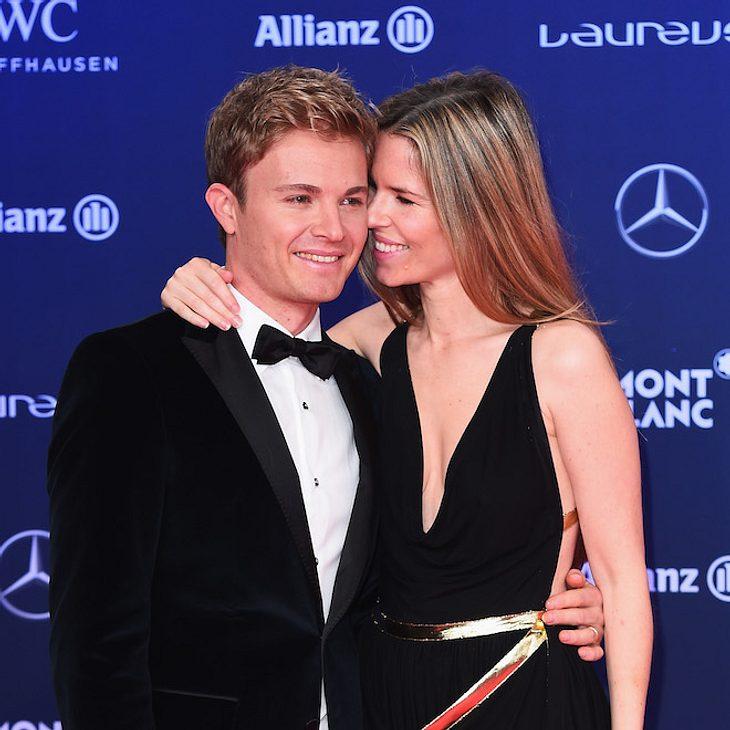 Es ist offiziell: Nico Rosberg wird wieder Vater