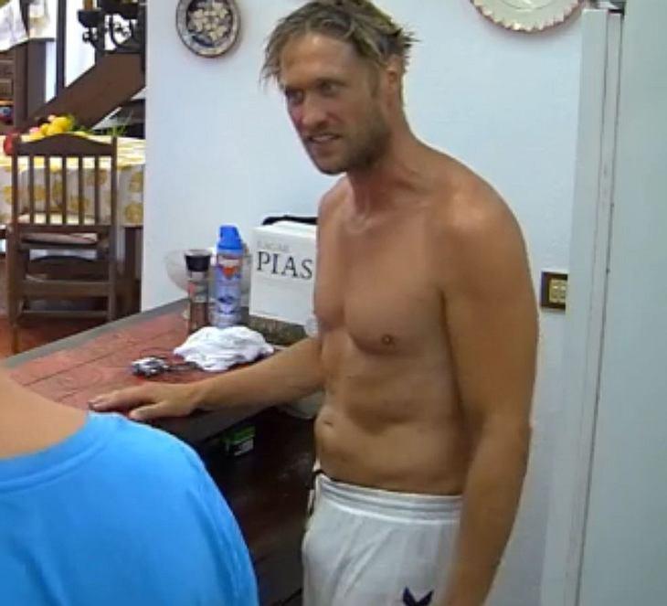 Nico Schwanz im Sommerhaus der Stars