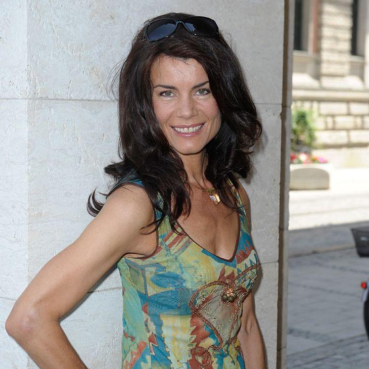 """Nicola Tiggeler ist bei """"Sturm der Liebe"""" als Barbara von Heidenberg bekannt"""