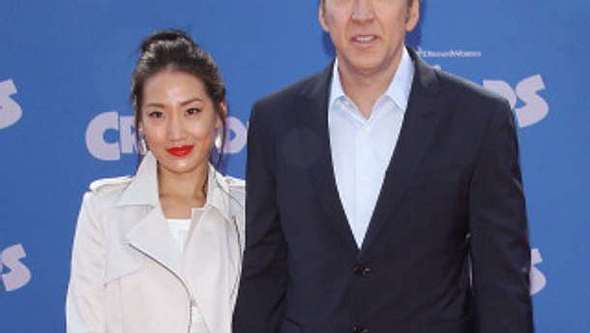 Nicolas Cage Alice Kim betrogen - Foto: Gettyimages