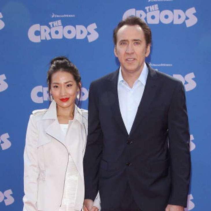 Nicolas Cage Alice Kim betrogen