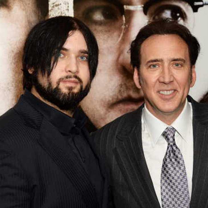 Weston und Nicolas Cage
