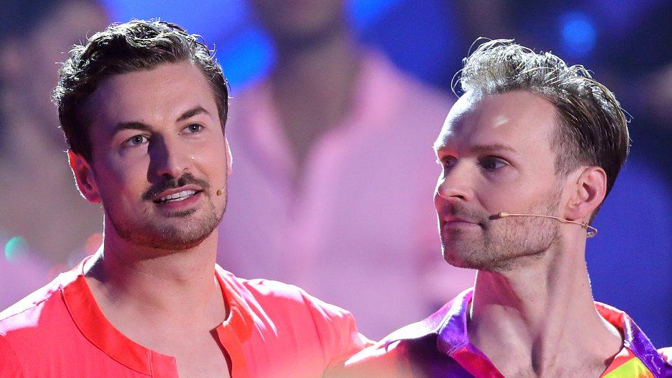 Nicoals Puschmann und Vadim Garbuzov - Foto: Getty Images