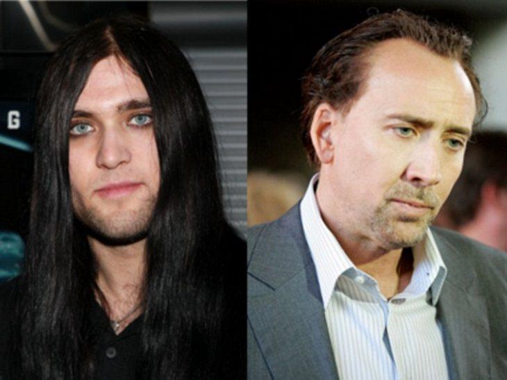 Nicolas Cages Sohn stammt aus einer früheren Beziehung