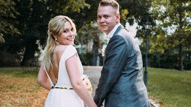 Nicole und David von Hochzeit auf den ersten Blick