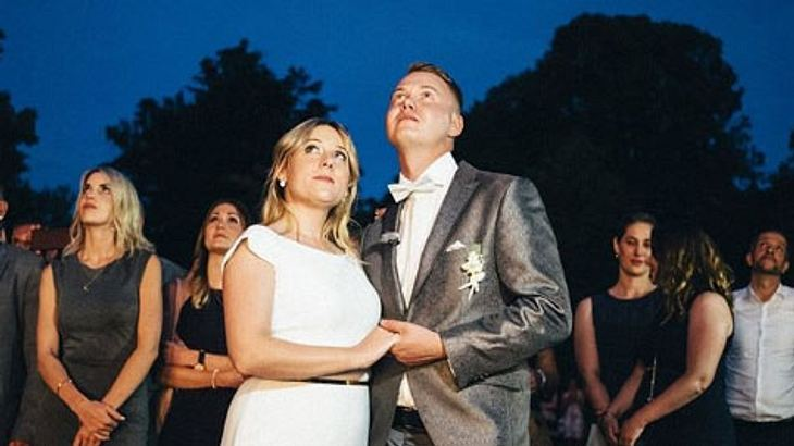 Hochzeit auf den ersten Blick: Blitz-Scheidung bei Nicole und David?