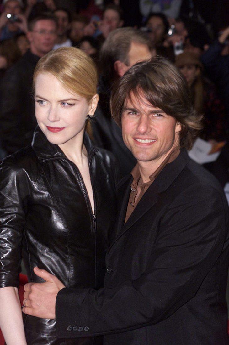 """Früh geheiratet, früh geschieden: Hollywoods jüngste BräuteAuch Nicole Kidman (45) war gerade erst 23 Jahre alt, als sie Tom Cruise (50) heiratete.""""Ich heiratete sehr schnell und wirklich jung"""", gesteht die Schauspielerin. """"A"""