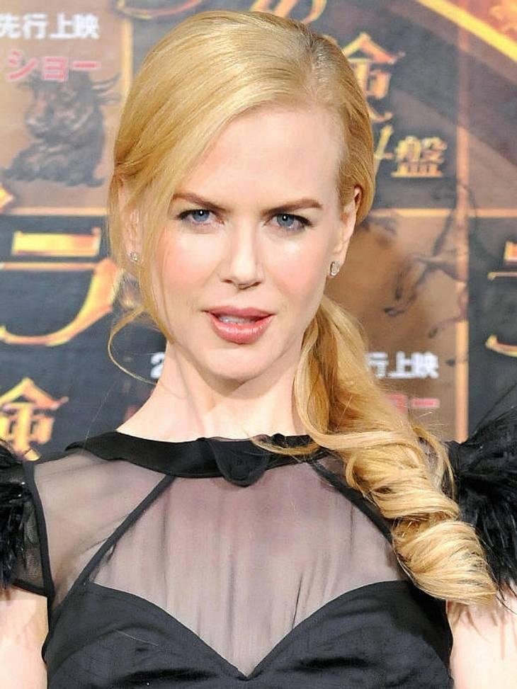 undefined Imagewechsel der Stars: Von blond auf brünett und wieder zurück