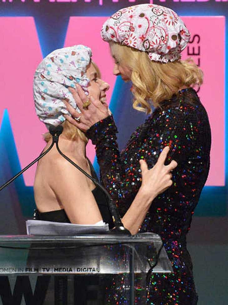 Nicole Kidman: Leidenschaftlicher Kuss mit Naomi Watts